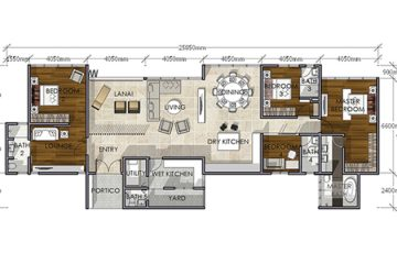 Real Estate Floor Plans Drawings